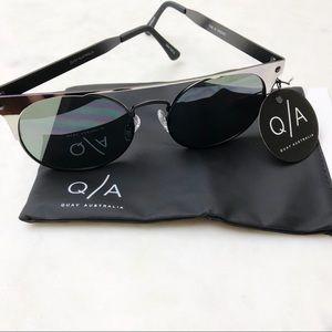 Quay Women's Sunglasses The In Crowd NEW
